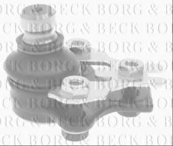 Borg & Beck BBJ5160 - Rótula de suspensión/carga