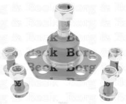Borg & Beck BBJ5351 - Rótula de suspensión/carga