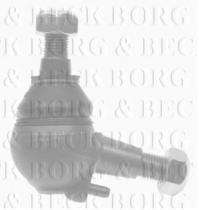 Borg & Beck BBJ5356 - Rótula de suspensión/carga