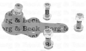 Borg & Beck BBJ5378 - Rótula de suspensión/carga