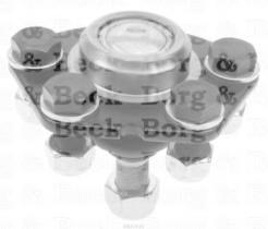 Borg & Beck BBJ5436 - Rótula de suspensión/carga