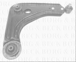 Borg & Beck BCA5614 - Barra oscilante, suspensión de ruedas