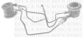 Borg & Beck BCS140 - Desembrague central, embrague
