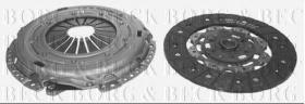 Borg & Beck HK2001 - Kit de embrague