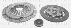 Borg & Beck HK2004 - Kit de embrague