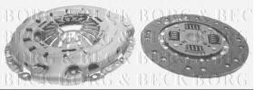 Borg & Beck HK2028 - Kit de embrague