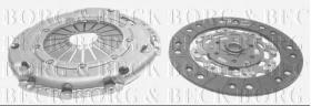 Borg & Beck HK2034 - Kit de embrague