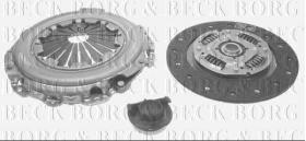 Borg & Beck HK2052 - Kit de embrague