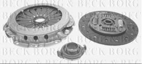 Borg & Beck HK2079 - Kit de embrague