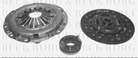 Borg & Beck HK2098 - Kit de embrague