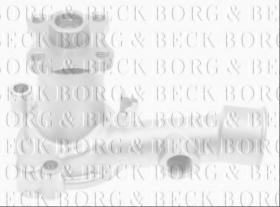 Borg & Beck BWP1189 - Bomba de agua