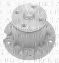 Borg & Beck BWP1226 - Bomba de agua