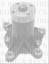 Borg & Beck BWP1234 - Bomba de agua