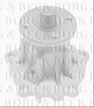 Borg & Beck BWP1321 - Bomba de agua