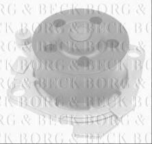 Borg & Beck BWP1729 - Bomba de agua