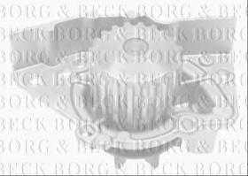 Borg & Beck BWP1758 - Bomba de agua