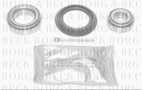 Borg & Beck BWK026 - Juego de cojinete de rueda