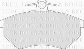 Borg & Beck BBP1427 - Juego de pastillas de freno