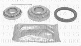 Borg & Beck BWK010 - Juego de cojinete de rueda