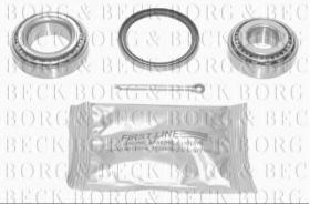 Borg & Beck BWK012 - Juego de cojinete de rueda