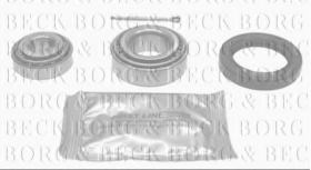 Borg & Beck BWK014 - Juego de cojinete de rueda