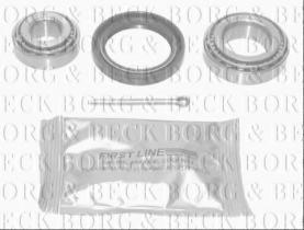 Borg & Beck BWK015 - Juego de cojinete de rueda