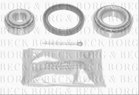 Borg & Beck BWK018 - Juego de cojinete de rueda