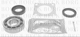 Borg & Beck BWK019 - Juego de cojinete de rueda