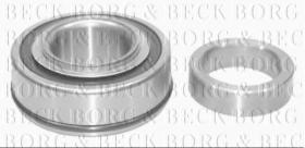 Borg & Beck BWK022 - Juego de cojinete de rueda
