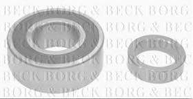 Borg & Beck BWK023 - Juego de cojinete de rueda