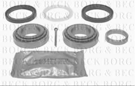 Borg & Beck BWK027 - Juego de cojinete de rueda
