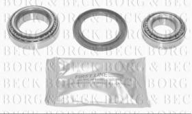 Borg & Beck BWK028 - Juego de cojinete de rueda