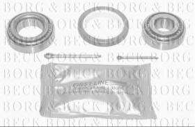 Borg & Beck BWK030 - Juego de cojinete de rueda