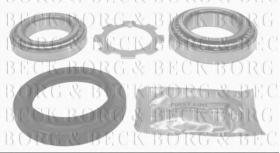 Borg & Beck BWK032 - Juego de cojinete de rueda