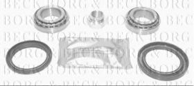 Borg & Beck BWK033 - Juego de cojinete de rueda