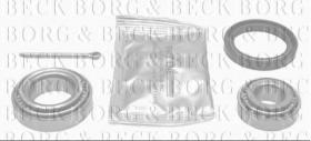 Borg & Beck BWK034 - Juego de cojinete de rueda
