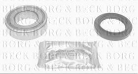 Borg & Beck BWK037 - Juego de cojinete de rueda