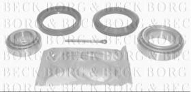 Borg & Beck BWK038 - Juego de cojinete de rueda