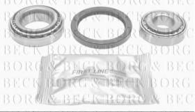 Borg & Beck BWK039 - Juego de cojinete de rueda