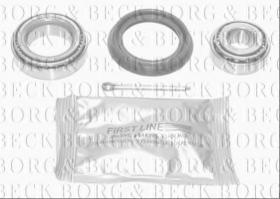 Borg & Beck BWK041 - Juego de cojinete de rueda