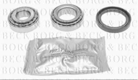 Borg & Beck BWK042 - Juego de cojinete de rueda