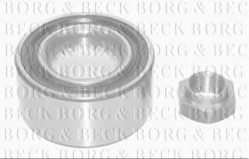 Borg & Beck BWK043 - Juego de cojinete de rueda