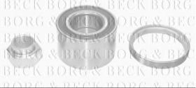 Borg & Beck BWK044 - Juego de cojinete de rueda