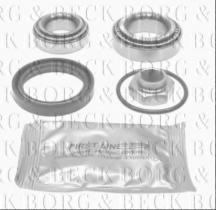 Borg & Beck BWK046 - Juego de cojinete de rueda