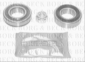 Borg & Beck BWK047 - Juego de cojinete de rueda