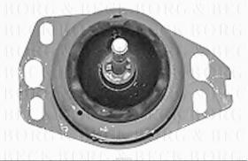 Borg & Beck BEM3050 - Soporte, motor