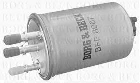 Borg & Beck BFF8007 - Filtro combustible