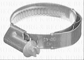 Borg & Beck BHC1000S - Abrazadera sujeción (manguito sobrealimentación