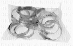 Borg & Beck BHC1001 - Abrazadera sujeción (manguito sobrealimentación