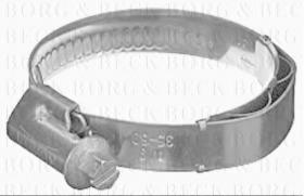 Borg & Beck BHC1001S - Abrazadera sujeción (manguito sobrealimentación